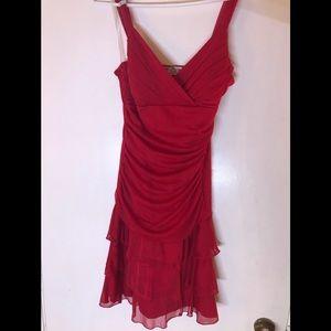 Red Trixxi Dress